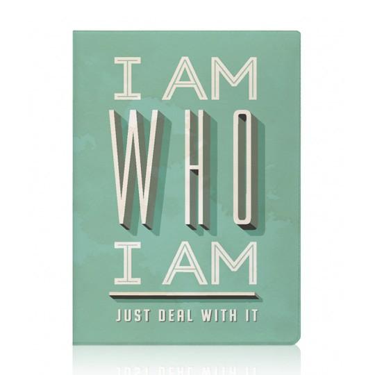 Обложка для паспорта Miusli Who