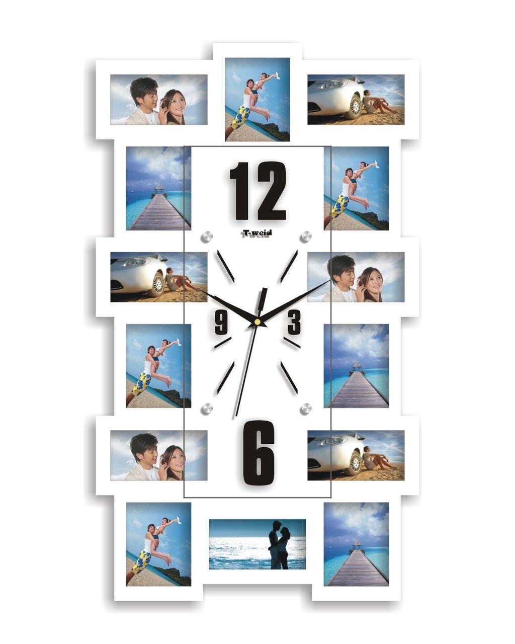 Часы с фото Оптимизм