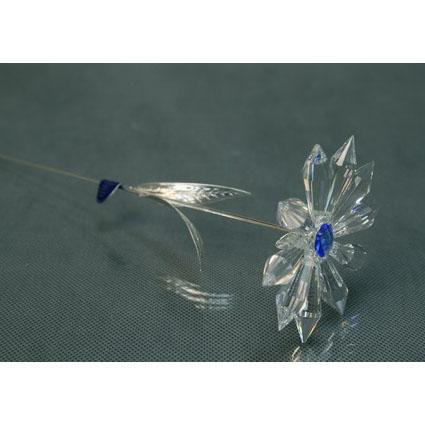 Цветок-хрусталь.подарочная упаковка
