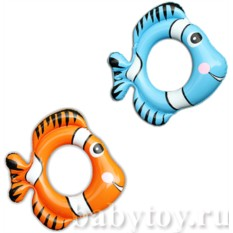 Надувной круг Рыба-клоун Summer Escapes