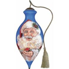 Новогоднее украшение-сувенир
