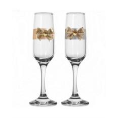 Набор свадебных бокалов №28