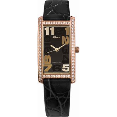 Женские  золотые  часы НИКА - «Олимпия»