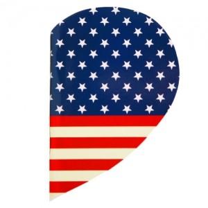Мини-блокнот I love travel, USA