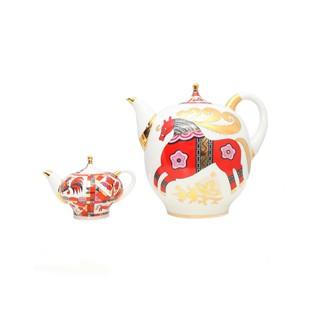 Комплект чайников