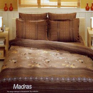 Комплект постельного белья Madras-coffe