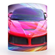 Кружка с 3D печатью Авто