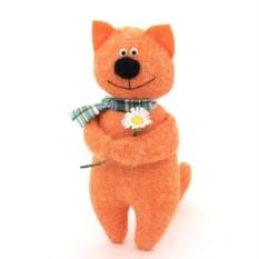 Мягкая игрушка Рыжий кот