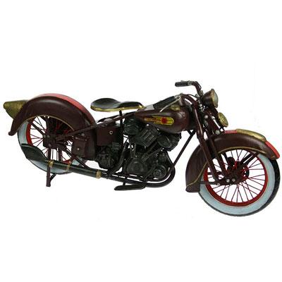 Ретро-модель Harley Davidson