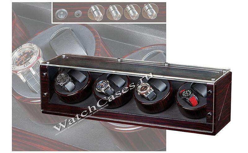 Шкатулка для часов с автоподзаводом (автоподзаводчик)