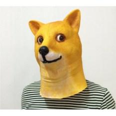 Необычная маска Тузик