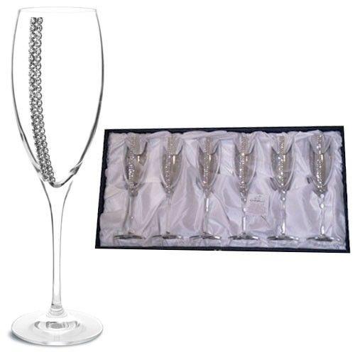 Набор бокалов для шампанского Regina