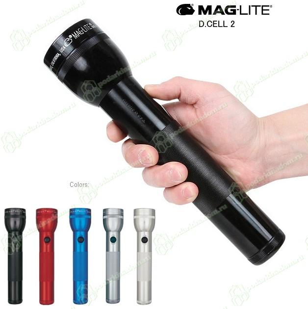 Фонарь Maglite S2D