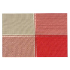 Красная салфетка Rialto 32x47 см