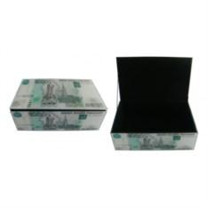 Шкатулка 1000 рублей