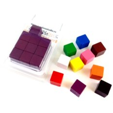 Счетчики для математики «Кубики» (10 штук)