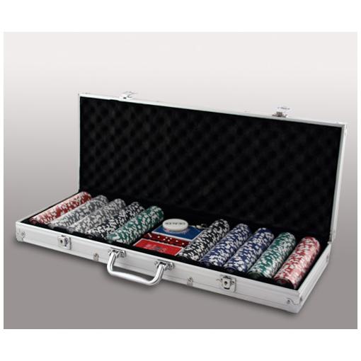 Набор покерный в кейсе
