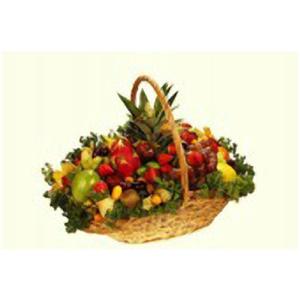 Корзина с фруктами V.I.P
