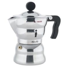 Малая кофеварка для эспрессо Moka Alessi