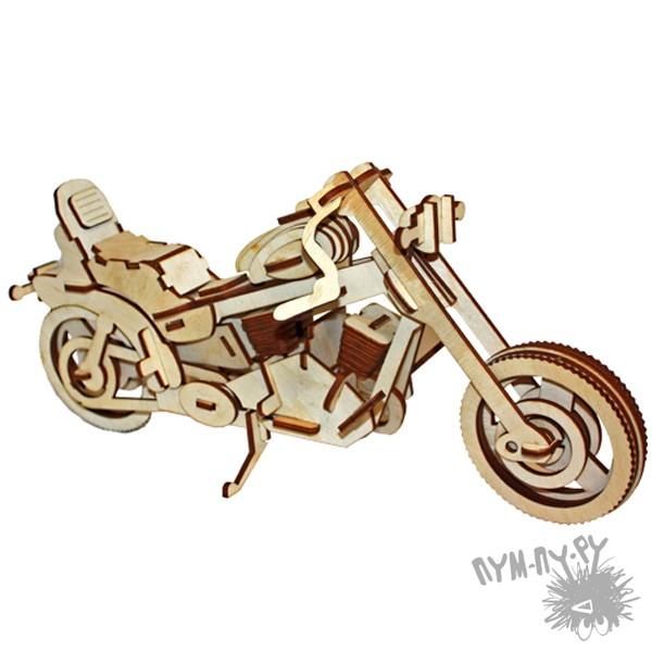 Развивающий конструктор Мотоцикл