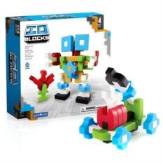 Конструктор IO Blocks 114 деталей Робот
