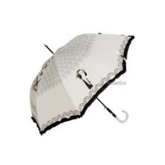 Женский белый зонт из Италии Emme LA Burlesque B