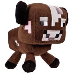 Плюшевая игрушка Телёнок (Minecraft, 16 см)