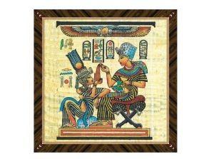 Нарды из дерева Фараон и Клеопатра