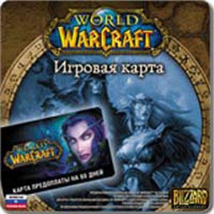 World of Warcraft. Карта оплаты (online) (60 дней)