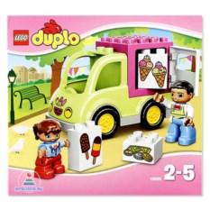 Конструктор Lego Duplo «Фургон с мороженым»