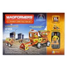 Магнитный конструктор Magformers XL Cruisers «Строители»