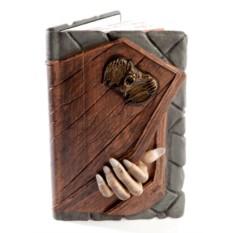 Дневник с 3D обложкой «Дневник вампира»