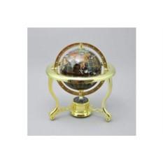 Настольный глобус Бронзовый закат