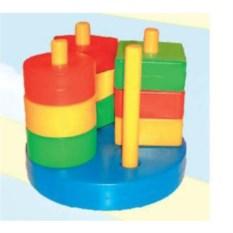 Пластмассовая игрушка Логический диск