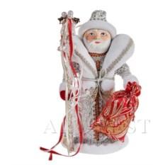 Кукла Дед Мороз с подарками