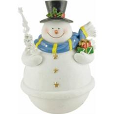 Музыкальная композиция Поющий снеговик Mister Christmas
