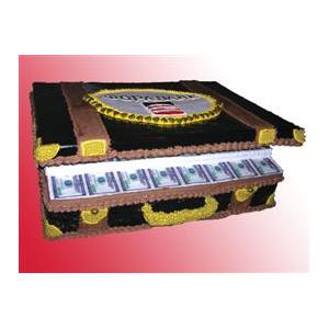 Корпоративный торт №9