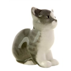 Скульптура Котенок Тишка
