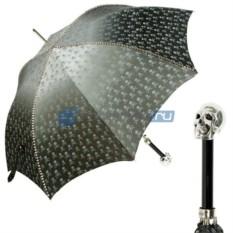 Зонт-трость Pasotti Grigio Picco Capo