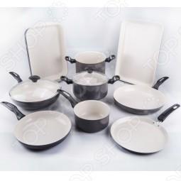 Комплект посуды Delimano Ceramica Prima+ Royal Set