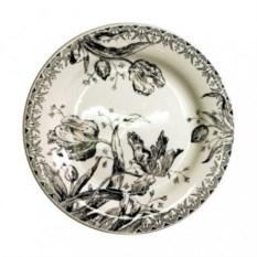 Десертная тарелка Gien Тюльпаны