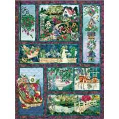Пазл Cobble Hill 500 деталей Коллаж - летнее цветение