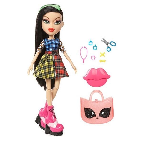 Игрушка кукла Bratz Джейд. Давай знакомиться