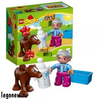 Конструктор Lego Duplo Телёнок