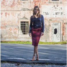 Cертификат на индивидуальный пошив юбки
