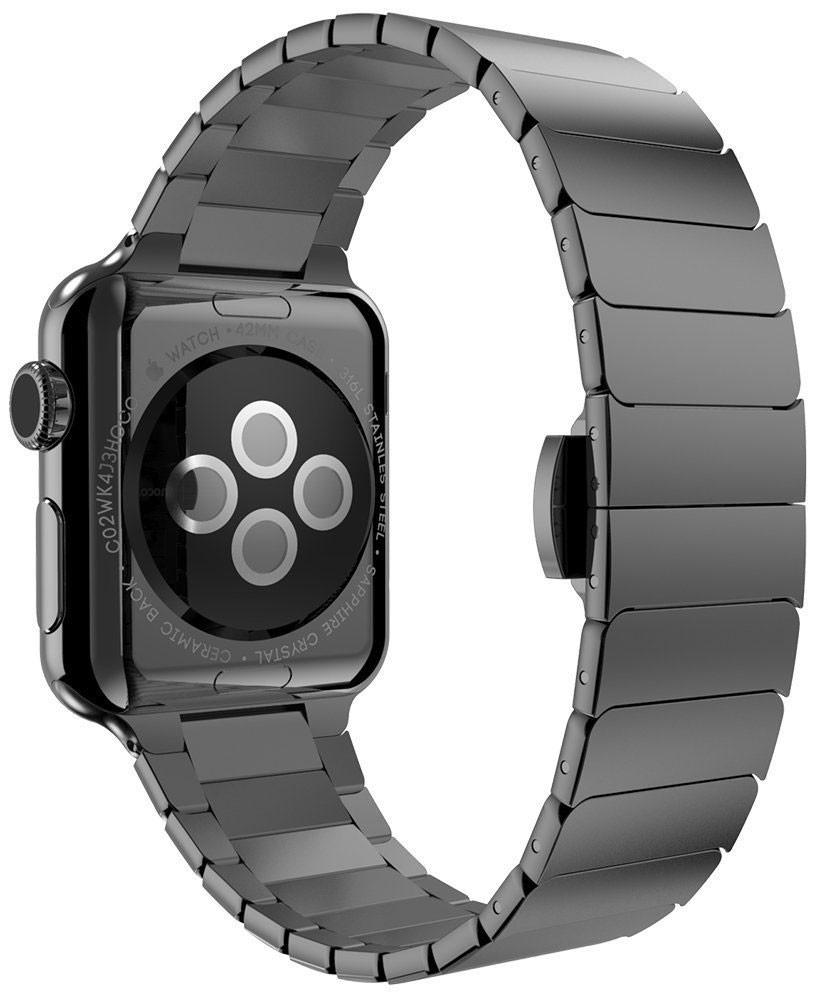 Стальной ремешок для Apple Watch 42mm HOCO Metal Watchband 2
