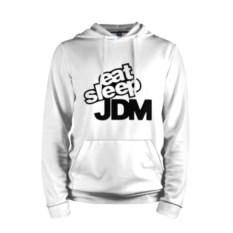 Мужская толстовка Eat Sleep JDM