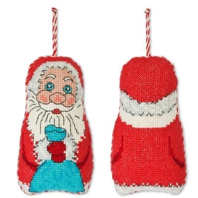 Набор для вышивания Игрушка. Дед Мороз