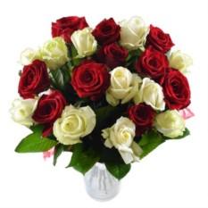 Букет цветов Танцы вдвоем