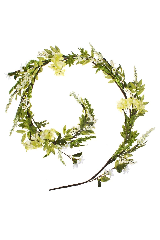 Декоративное украшение Гирлянда — весенние цветы